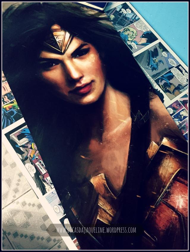 wonderwoman poster